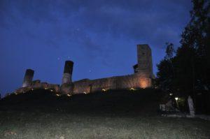 Noc na zamku w Chęcinach - tanie i wygodne noclegi Chęciny noclegi